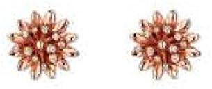 Pendientes Gucci GUCCI flora ybd43444700100u Oro Diamante