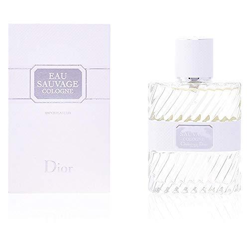 Christian Dior Eau Sauvage Cologne homme/men, Eau de Cologne Vaporisateur, 1er Pack (1 x 100 g) (Herren Dior Cologne)