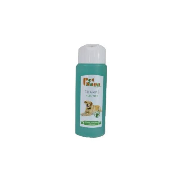 Insect Repellent Shampoo for Dogs, Repels Fleas, Ticks and Mosquitoes 250ml 1