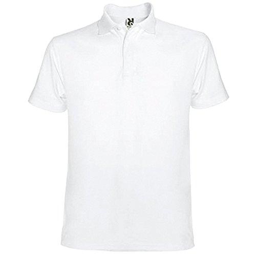 POLO AUSTRAL Herren Poloshirt Weiß