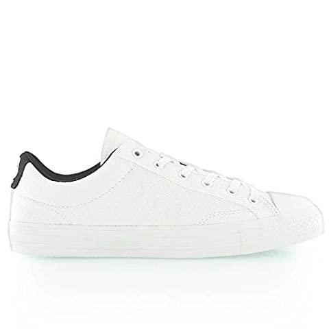Converse Cons Blanc Star Player Baskets-UK