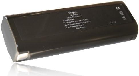 Batteria vhbw per Paslode IM200F18, IM250, IM250A, IM350A, 900400, 900420, 900420, 900420, 900421 e 404400, 404717, BCPAS-404717, BCPAS-404717HC. 2100mAh   Tecnologia moderna    Prima Consumatori    Delicato  999051
