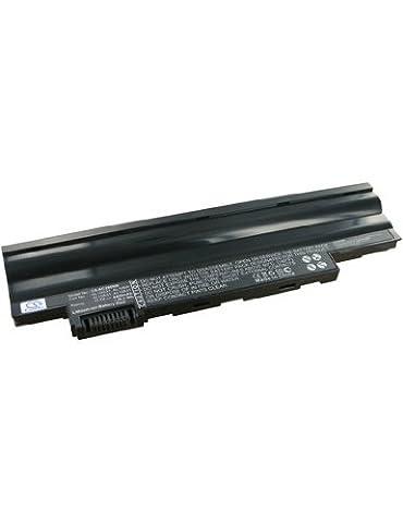 Batterie pour ACER ASPIRE ONE D255E, 11.1V, 4400mAh, Li-ion