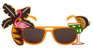pischen Farben Für Kostüm Hawaii Strandparty ()
