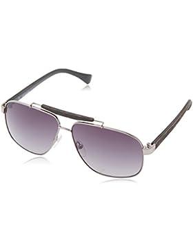 Calvin Klein Sonnenbrille 1187 031 Iron Brown Brown Gradient