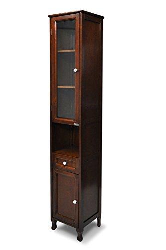 Samira armadio a colonna in legno a 2 ante e 1 cassetto mod. vittoria
