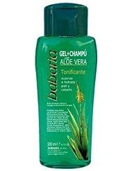 Babaria Aloe Vera Shampoing + Gel 200 ml