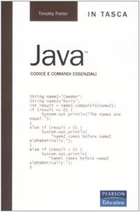 Java. Codice e comandi essenziali di Timothy R. Fisher