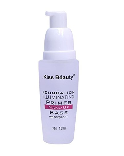 Kiss Beauty Foundation Illuminating Primer Waterproof Makeup base 58253)