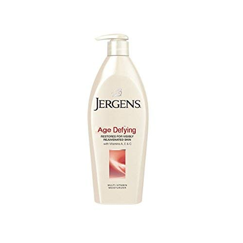 Jergens Age Defying Multi-Vitamin Moisturizer With Vitamins A, E & C 600 mL