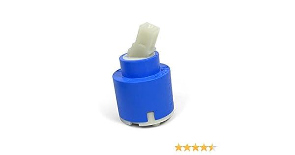 Franke Cartouche de rechange 133.0372.710//Ø 35/mm pour mitigeur Atlas avec tiroir douche//Cartouche//Notebook suppl/émentaire