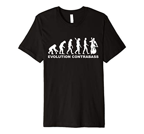 Evolution Kontrabass T-Shirt