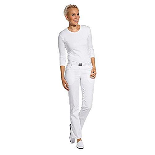 Leiber Damenhose Classic von 08/6970 CA.80cm Weiß