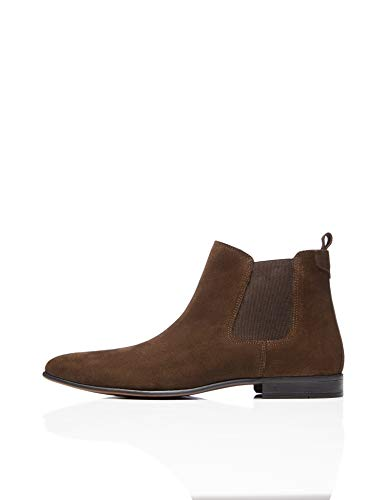 find. Men's Leather Chelsea Boots