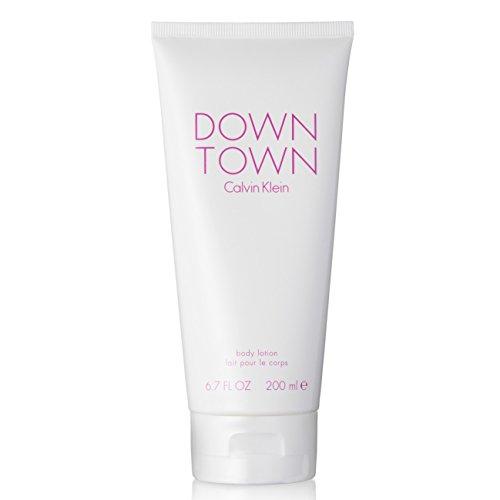 Calvin Klein Downtown Körperlotion, 1er Pack (1 x 200 ml)
