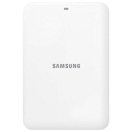 Samsung EB-K700BEWEGWW - Akku-Ladestation inklusive Batteriewechsel für Samsung Galaxy Mega, weiß (Samsung 2 Galaxy Auto-ladegerät Mega)