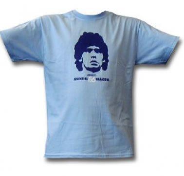Maradona Legend T-Shirt (Juniors Boca Top)