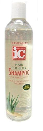 ic Fantasia Hair Polisher Aloe & Vitamine Shampoing 355 ml