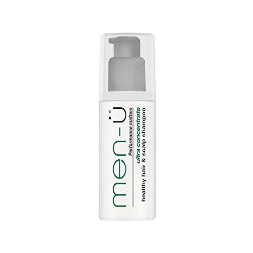 bcd488f96ed Men-u Healthy Hair & Scalp Cleansing Shampoo 100ml