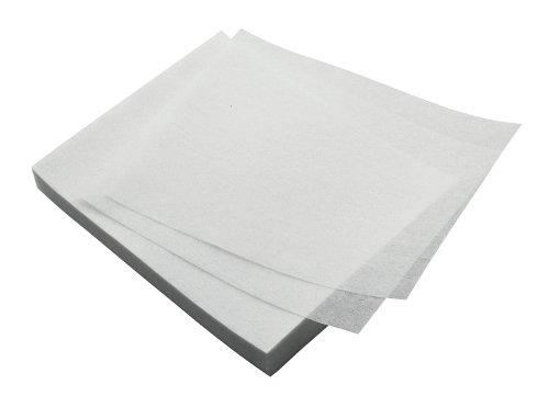 edding 4-BMA4 Ersatzwischblätter BMA 4, 16.2 x 3.7 x 22.3, weiß