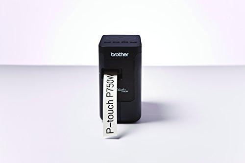 Brother PT-P750W Etikettendrucker kabellos