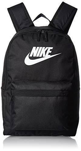 Nike Heritage 2.0 Rucksack, Black/White, One Size