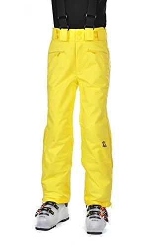 Völkl Team K Pants Full-Zip Bright Yellow 140