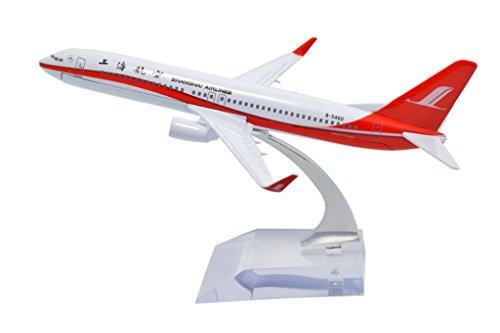 tang-dynastytm-1400-16cm-boeing-b737-800-china-shanghai-airlines-metal-airplane-model-plane-toy-plan