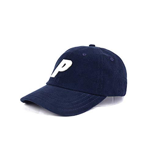 f85ba67fe Palace Retro P Letter Corduroy Cap Men Women Fashion Street Hip hop  Baseball Palace Hat