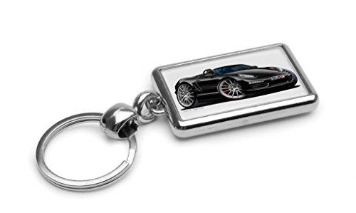 wickedartz-cartoon-car-porsche-boxster-black-premium-metal-key-ring