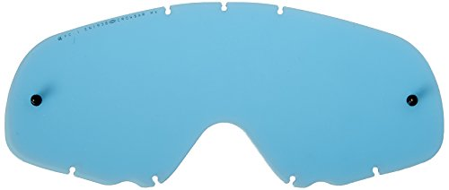 Oakley Goggle Lenses 01-041 Emerald Iridium Splice Gd FR Brille, Uni, 01-273, blau, Einheitsgröße