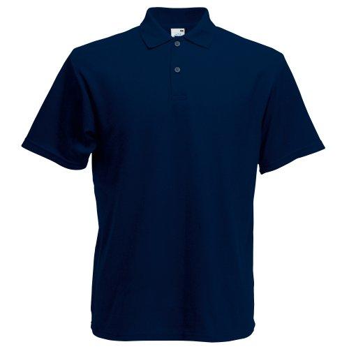 Fruit Of The Loom Screen Stars Original Polo Shirt für Männer White