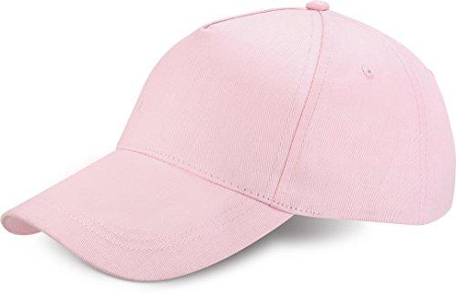 Cappello cappellino berretto bambino bambina in cotone con visiera rigida