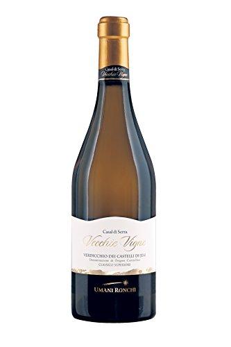 Umani Ronchi - Vino Vecchie Vigne Verdicchio Dei Castelli di Jesi - 2012 - 1 Bottiglia da 750 ml