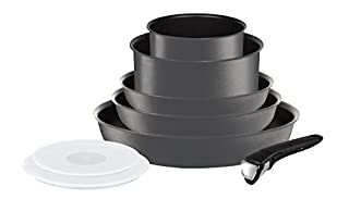 Tefal L6589403 Set de poêles et casseroles - Ingenio 5 Performance Gris 8 Pièces - Tous feux dont induction (B01AHQZVWI) | Amazon Products