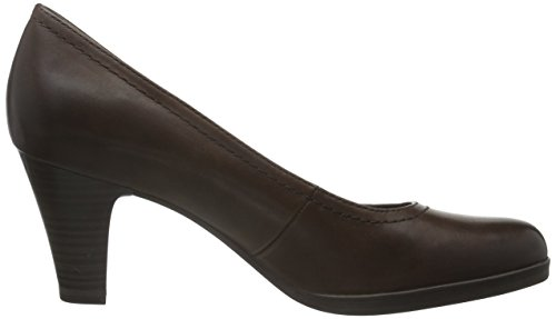 Tamaris Damen 22471 Pumps Braun (mocca 304)