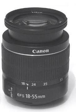 Canon Objektiv EF-S 18-55mm 1:3,5 - 5,6 III ,Bulk, Neu. Speziell für digitale EOS Kameras mit EF-S-Bjonett entwickeltes Zoom-Objektiv. Kompakt und leicht. Hohe Bildqualität bei allen Brennweiten. Optimierte Vergütungsschichten minimieren Streulicht und Reflexe. Hohe AF-Geschwindigkeit. Sehr kurze Naheinstellgrenze. Bleifreie Optik (Canon Eos Zoom)