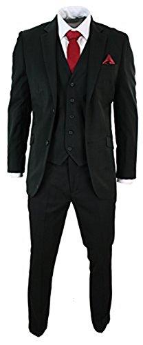 e-genius-abito-uomo-black-xxx-large