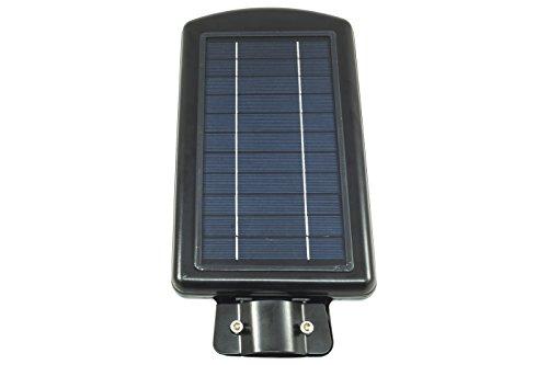 Lampione stradale w energia solare fotovoltaico luce led jd