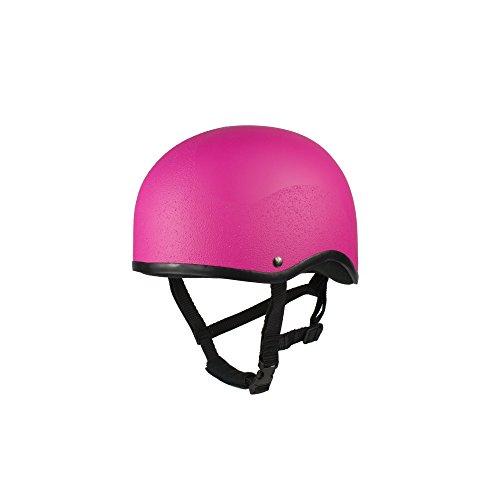 Gatehouse Jockey Skull 4 Kids (4 1/2 (62cm)) (Pink)