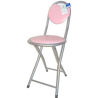 ANZ Girls Pink Heart Heart Children's Room Decoration Breakfast Table Bar Chair Girls
