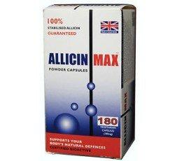 Allicin MAX - 180 Vegetarische Kapseln