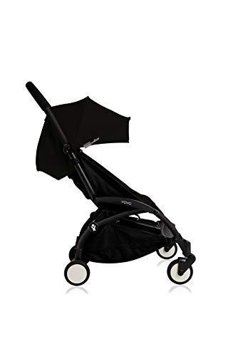 Babyzen Yoyo+ Pack 6+ Black BabyZEN BabyZen YOYO 6+ Color Pack - Black by Baby Zen One Size 3