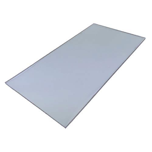 Flamado ® Glaskeramik Kaminscheibe 455x365x4mm