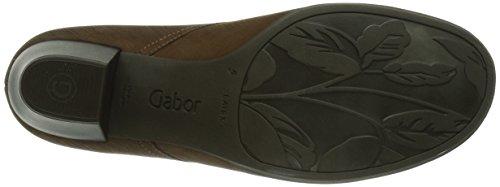 Gabor Shoes Gabor Comfort, Boots femme Marron (Nougat (Micro)