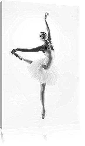 Ballerina estetica, formato: 120x80 su tela, XXL enormi immagini completamente Pagina con la barella, stampa d'arte sul murale con telaio, più economico di pittura o un dipinto a olio, non un manifesto o un banner,