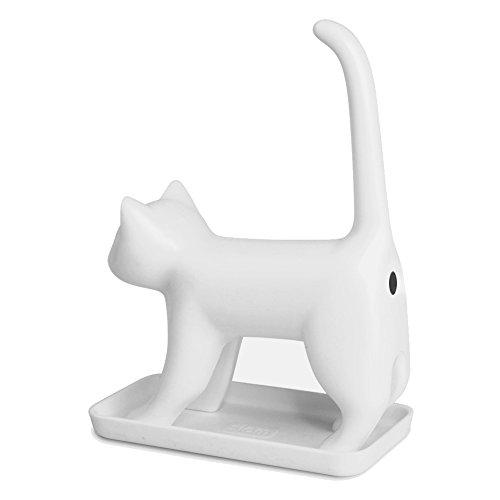 Miau.... siempre cuando tu lápiz en este gato colocarlo y lo hay para afilado lado, el gorro se parte de un miauen. este fantástico sacapuntas sacapuntas es un super decoración para tu escritorio y práctico, también es todavía. este excepcional es fa...