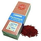Gutenberg 41001 Perllack 500 g für Elektro-Schnellsiegler, zinnoberrot