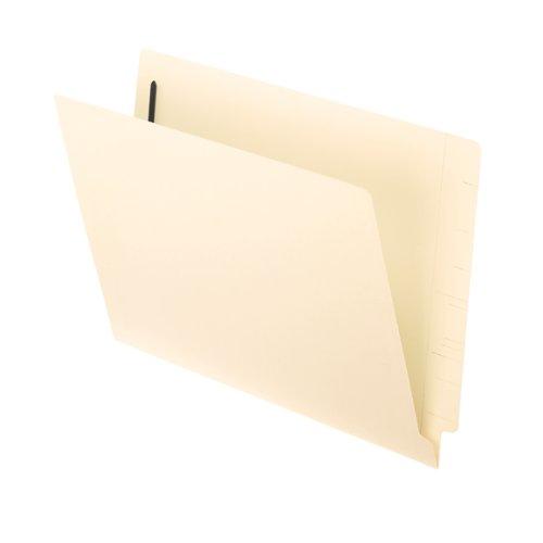 Datei-jacke Tab End (Pendaflex Regal Datei Jacken mit Aussparung Ecke, Letter, Manila, 100Pro Box, (11780))