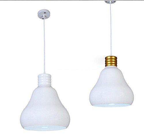 YTB Nordic creativa nueva barra de café de aluminio de la lámpara...